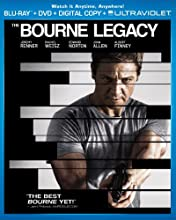 The Bourne Legacy [Blu-ray]
