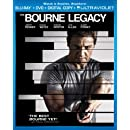 The Bourne Legacy (Blu-ray + DVD + Digital Copy + UltraViolet)