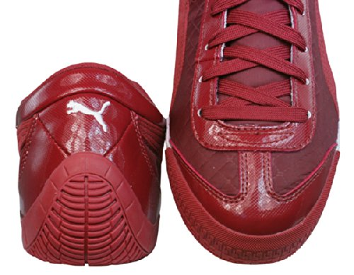 Puma 2.9 Lo Elegant Quilted Womens Schuhe Sneaker / Schuh - Rot