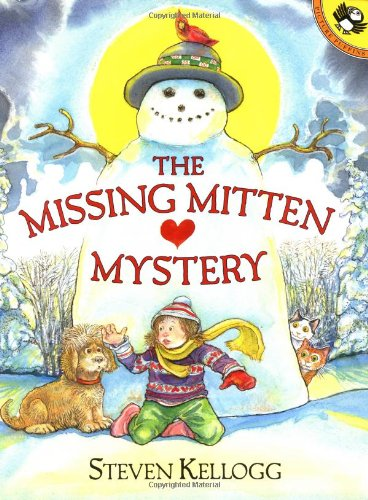 Amazon.com: The Missing Mitten Mystery (9780142301920): Steven ...