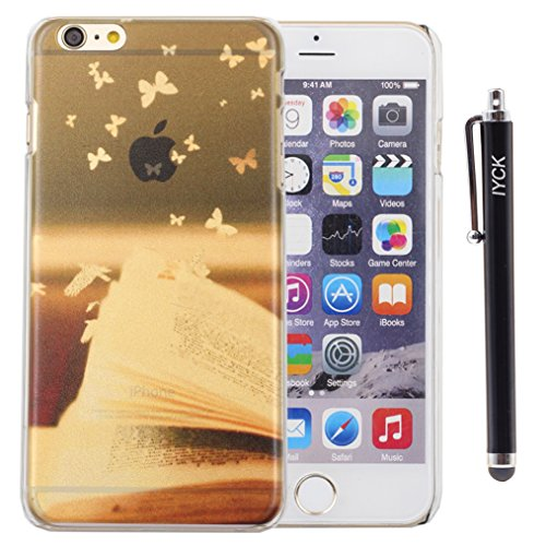 iphone-6-plus-case-iphone-6s-plus-case-iyck-translucent-hard-pc-plastic-rubber-ultra-slim-fit-thin-s