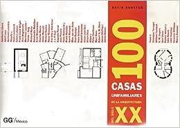 Book 100 Casas Unifamiliares de Arquitectura Siglo XX