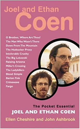 joel and ethan coen pocket essential series