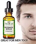 ToLB Retinol Serum - 72% ORGANIC - Clinical Strength Retinol Serum Cream Moisturizer - Anti Aging Anti Wrinkle Facial Serum - 1 ounce