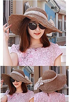 55c1b6b74d8f0 Sombrero De Mujer Sra. Cap Sombrero De Sol Plegable De La Sombrilla ...