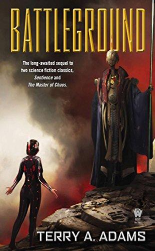 book cover of Battleground