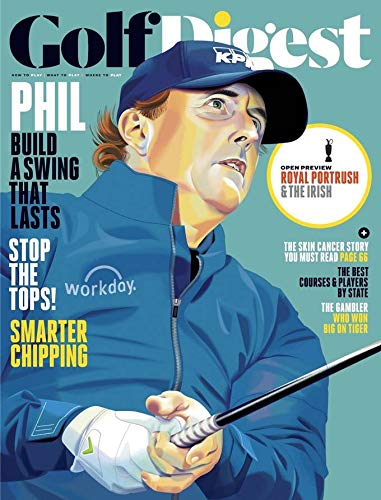 Golf Digest - Golf Digest Magazine
