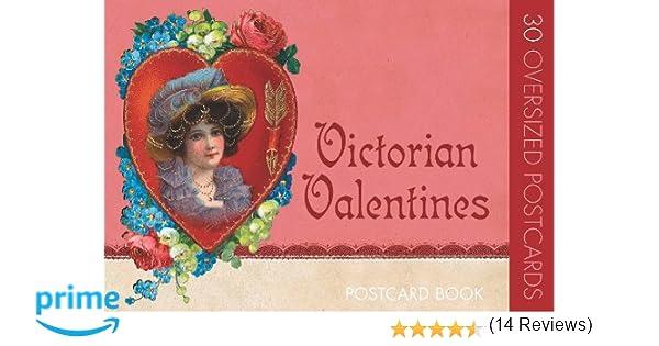 Victorian Valentines Postcard Book 9781595834539 Amazon Books – Victorian Valentines Cards