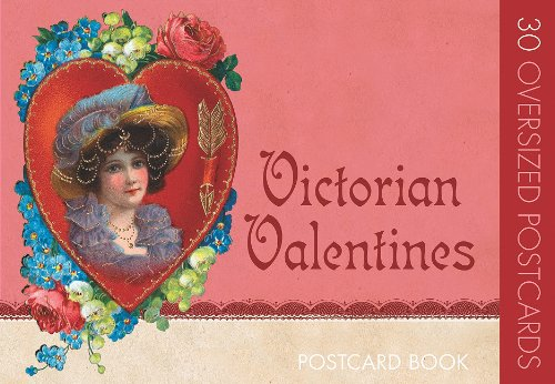 Victorian Valentines Postcard Book 9781595834539 Amazon Books – Victorian Valentine Card