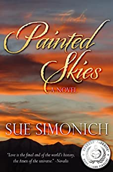 Painted Skies by [Simonich, Sue]