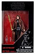 Star Wars 2015 The Black Series Luke Skywalker (Return of the Jedi) Exclusive Action Figure 3.75 Inches