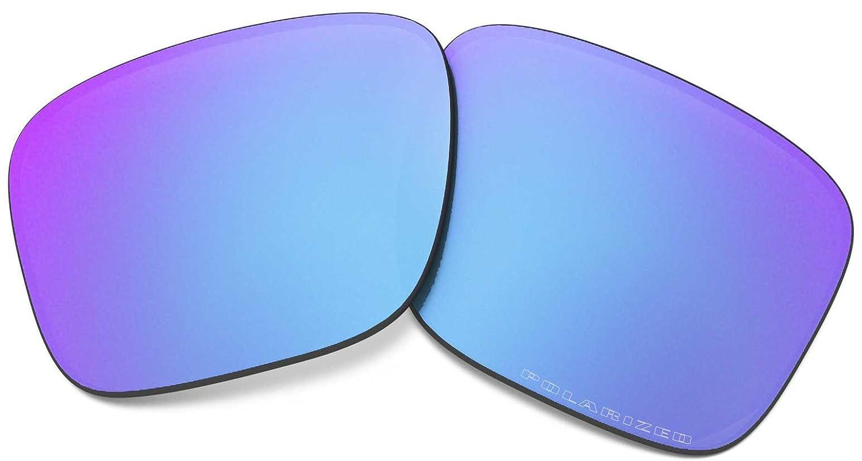 9b5b0074ebe0 Amazon.com: Oakley Holbrook Sunglass Lenses - Prizm Deep H2O Polarized:  Clothing