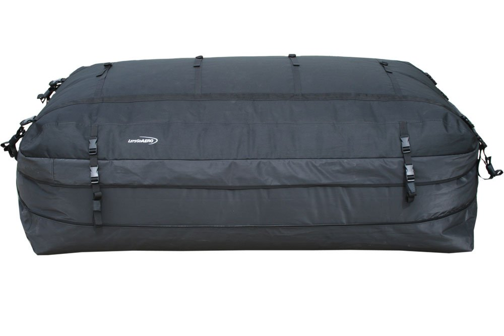 Let's Go Aero HCR635 GearCage Cargo Bag (GearBag-6 6ft x 32in x 26in Expandable for GearCage 6 Racks)