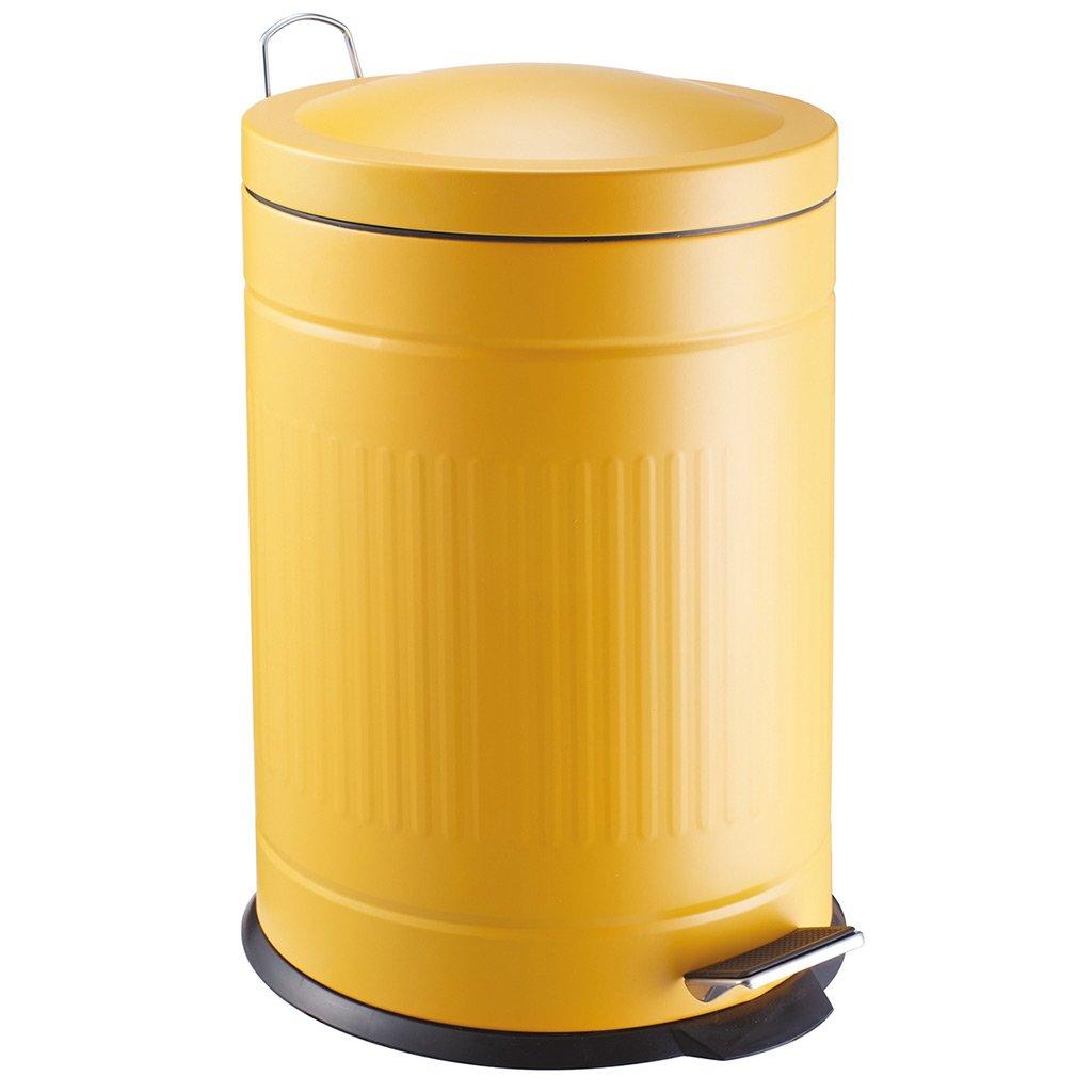 Acero Inoxidable y PP Bucket Laroom Papelera Metal