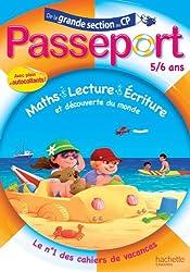 Passeport - De la grande section au CP - 5/6 ans
