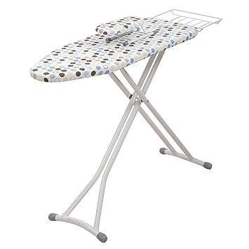 MMM Tablero de planchar plegable Ultra-estable gran malla de acero de planchado de hierro de toalla hierro placa de hierro (Color : #5) : Amazon.es: Hogar