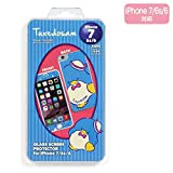 Sanrio tuxedo Sam iPhone7 / 6s / 6 corresponding glass screen protector From Japan New