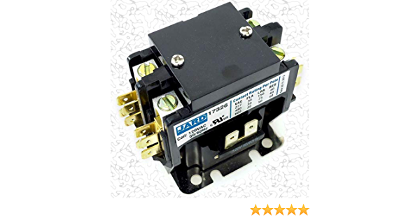 Replacement for Furnas Siemens Double Pole 2 Pole 30 Amp 110 Volt Coil Condenser Contactor 42AF15AF