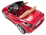 Feber team Ferrari California 12V - Coche 2 plazas con motor y batería de 12v (5 km/h, 147 x 87 x 62 cm) (Famosa)