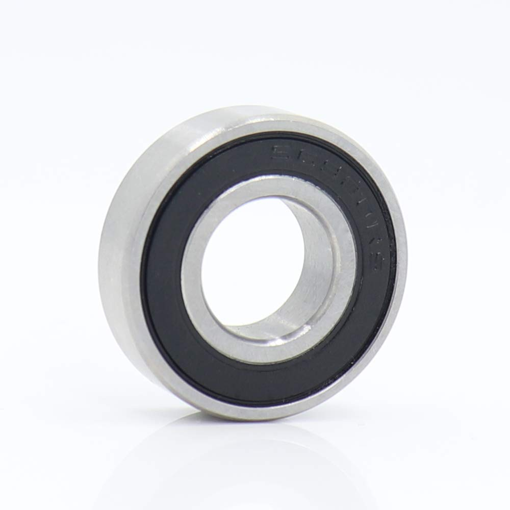 S6900RS Bearing 10x22x6mm 440C Stainless Steel S6900-2RS Stainless Steel Ball Bearings ABEC-3 Rubber Sealed Pick of 4PCS