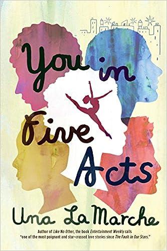 You In Five Acts por Una Lamarche epub