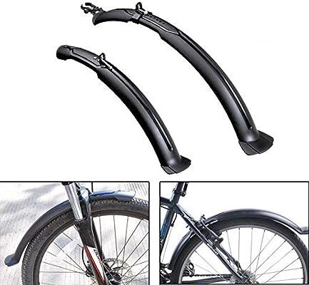 ZHIPENG Guardabarros De Bicicleta, Material Plástico De Bicicleta ...