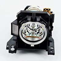Emazne DT00841/DT00911 Projector Replacement Compatible Lamp With Housing For Hitachi CP-WX401 Hitachi CP-WX410 Hitachi CP-X200 Hitachi CP-X201 Hitachi CP-X205 Hitachi CP-X206 Hitachi CP-X30