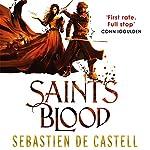 Saint's Blood: The Greatcoats, Book 3 | Sebastien de Castell