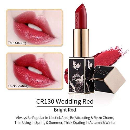 CATKIN Eternal Smooth Soft Texture Love Rouge Lipstick