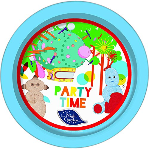 In the Night Garden In The Night Garden Party Plates Pack Of 8