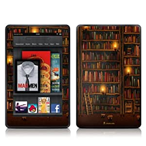Kindle Fire Skin Kit/Decal - Library - Vlad Studio (does not fit Kindle Fire HD)