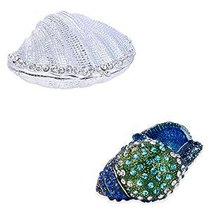 51cIEb-W30L._SS300_ Best Seashell Wedding Decorations