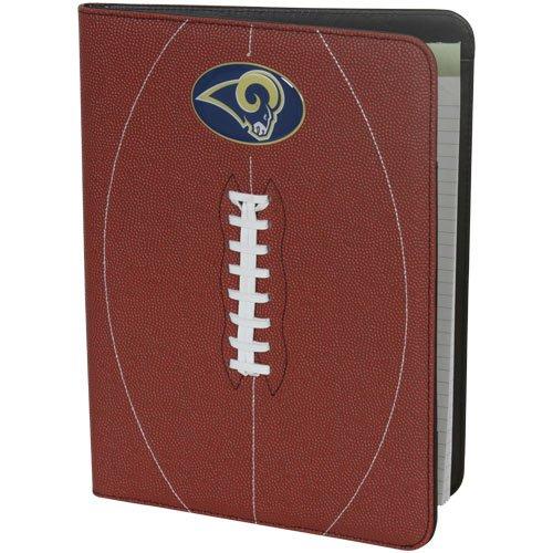 NFL St. Louis Rams Classic Football Portfolio ()