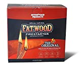 Better Wood Products. Fatwood Firestarter Box, 5-Pounds (Limited Edition)