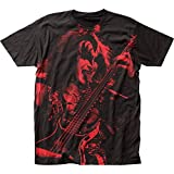 KISS Gene Simmons big print subway tee (XL)