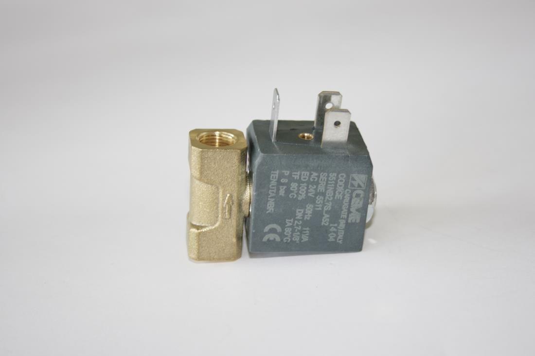 elektro-magnetventil 24 Volt für euro-mig 160/270 (CEMONT): Amazon ...