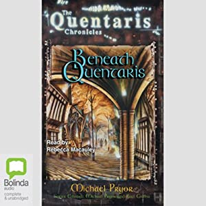 Beneath Quentaris Audiobook