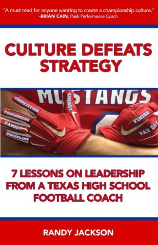 Culture Defeats Strategy: 7 Lessons on Leadership From A Texas High School Football Coach