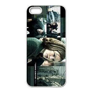 The Bourne Ultimatum iPhone 4 4s Cell Phone Case White NRI5102826