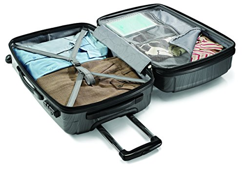 Samsonite Luggage Carry-On, Charcoal
