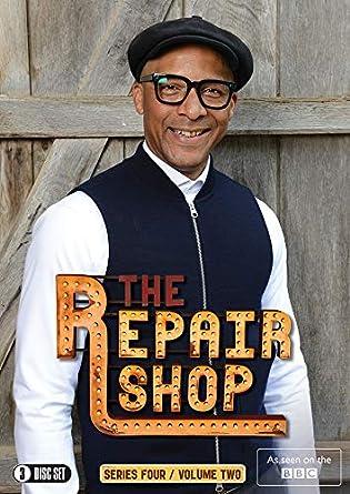 The Repair Shop: Series 4 Vol 2
