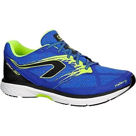 996eddf258e Buy KALENJI KIPRUN SD MEN S RUNNING SHOES - BLUE (EU 43.5) Online at ...