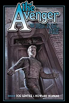 The Avenger: Justice Inc. by [Bailey, Robin Wayne, Murray, Will]