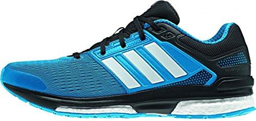 Adidas Revenge boost 2 m solblu/ftwwht/cblack, Größe Adidas:6