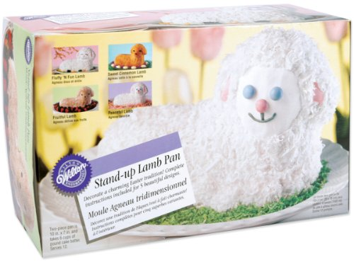 Wilton Standup Lamb Pan- Discontinued By Manufacturer