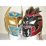 Wrestling Masks UK The Nxt Lucha Dragons Sin Cara & Kalisto Kids Wrestling Masks