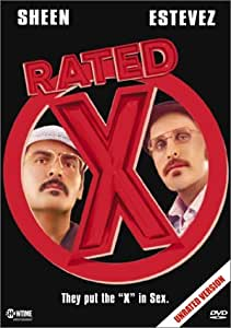 Amazon.com: Rated X (Unrated Version) by Showtime Ent ...