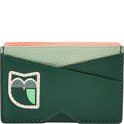 Fossil Gift Card Case Alpine Green Credit Card Holder
