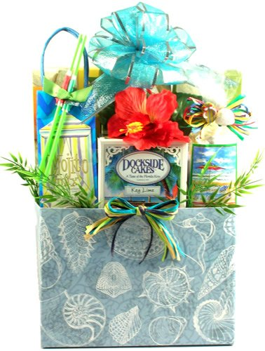 Gift Basket Village Taste of Florida Tropical Gift Basket