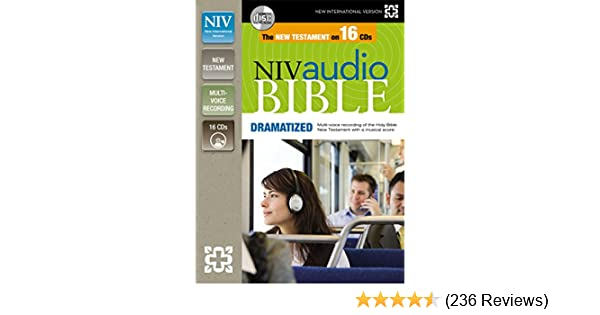 bible gateway audio dramatized niv